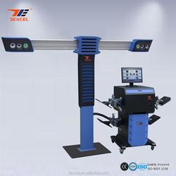 Hot selling 3D Wheel Aligner model EWA310 for automotive repair center
