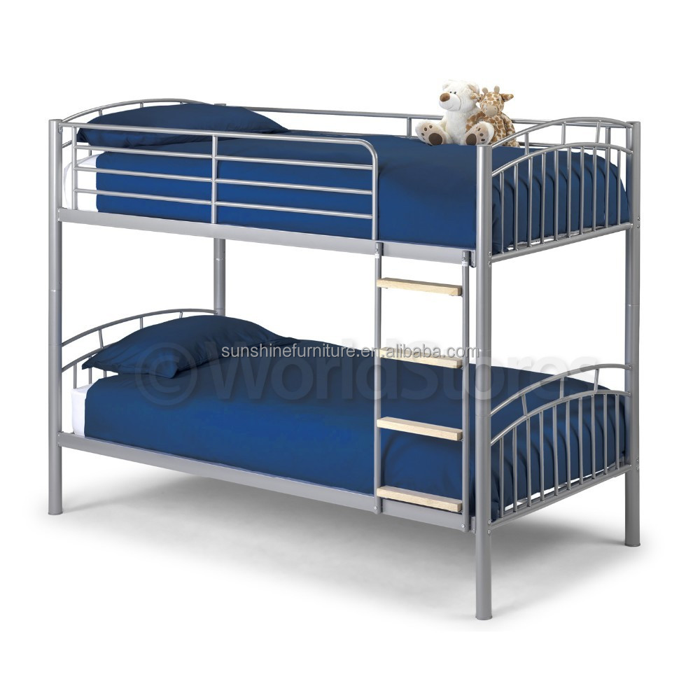 top sale modern home furniture type metal bunk bed bed