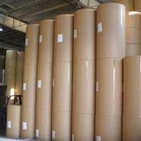 Chenming 100% virgin straw pulp one side coated art paper