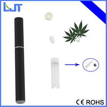 New arrival empty disposable e cigarette wholesale pen cartridge refillable hemp seed oil CBD oil emtpy cartridge