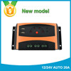 Customers first 10a 12v solar led light controller with led driver and remote control