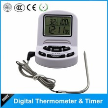 Folding cooking digital thermometer oem