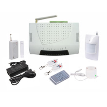 GSM security wireless smart security alarm system for Self Defense & Household Security