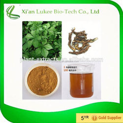 Manyprickle Acanto-Panax Root Extract / Siberian Ginseng Extract Powder 0.8%, 1.2%/Aesculus wilsonii Rehd P.E.