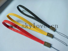 2015 Newest promotion gifts plastic car key chain, phone strap