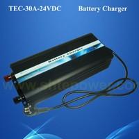 30A Battery Float Charger 24V AC Lead Acid Battery Charger 20V/230V/240V