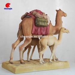High Quality Level OEM Resin Animal Model Statues Toys