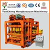 QT4-25D block making machine concrete ,machines for making blocks cement price