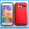 new product hybrid combo hard pc silicone case for samsung galaxy core prime g360