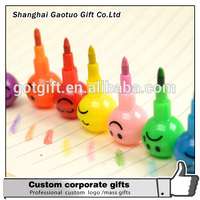 Promotional novelty ball adding interesting pencil for gift