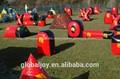 China bunker paintball inflável importação/preço competitivo bunker inflável paintball/comprar bolas de paintball para venda