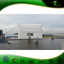 Best Choice China Event Inflatable Tent /Outdoor Cube Inflatable Tent From Hongyi