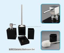 porcelain bathroom furniture set