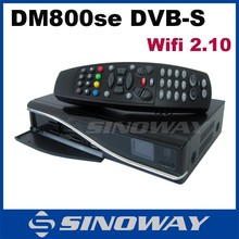 Hot for European Market Dm800se DVB-S2 Satellite Receiver HD Dm 800se with Sim 2.10 & Sim a8p card in Stock
