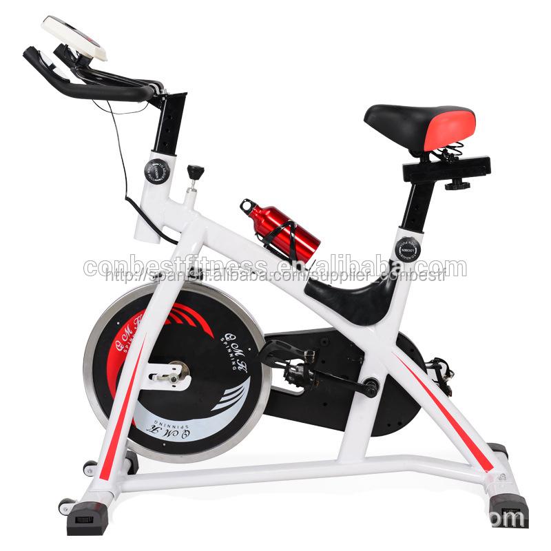 Bicicleta de fitness ejercicio, en silencio el ejercicio en bicicleta