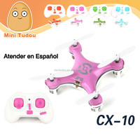 wholesale cheap china toys CX10 Electronic juguetes 2.4G RC mini drone with 6 axis