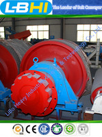 Dia.630mm China-supplied Long-life Conveyor Pulley with CE ISO Certificate