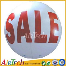 Cheap advertising helium Balloon,inflatable ballon
