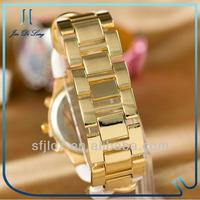 Top fashion stone bezel women luxury watches gemius army watch