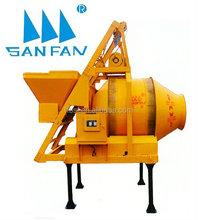 350L concrete mixing machine, portable mini cement mixer