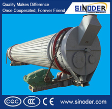 Sludge dryer used for drying the chalk slags, coal powder, slags, clay and other materials.