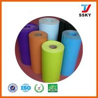 Good Quality Hot Sale light blue pvc film for packaging