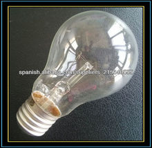 bombilla incandescente 100w E27 PS55