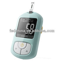 Automatic Electronic Blood Glucose Monitor For Personal and Professional Use