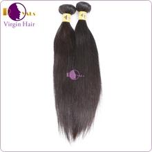 Cheap 100% natural straight brazilian virgin human full fix hair,human hair bulk buy from China