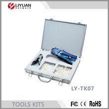 Ly-tk07 kit de herramienta de red