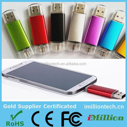 smart phone otg usb flash drive 8GB,usb otg flash drive 8gb