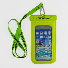 Promotional Outdoor Waterproof Floating PVC Bag For Mobile Phone