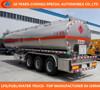 5083/5182 light duty oil tank semi trailer Aluminum alloy oil tank semi-trailer