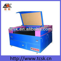 High spee laser engraving machine for wood and plastic part