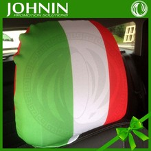 wholesale car seat cover with Italian flag design
