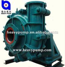 coal washing slurry pump chrome slurry pump