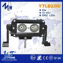 20wBLACK black cheap top design india price tractor led light bar manufacture use