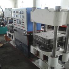 High quality frame type plate vulcanizer/floor mat making machine/rubber machine