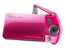 CASIO EXILIM EX-TR15 TR350 HIGH SPEED DIGITAL CAMERA