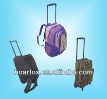 Trolley travel studets bags,backpack