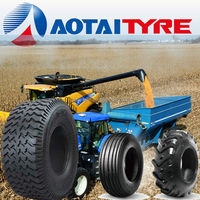 China factory high quality cheap agricultural tractor tire 14.5/75-16.1