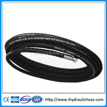 Hydraulic Press For Rubber & Plastic Product High Quality high pressure temperature steel wire braided hydraulic rubber hose