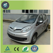 electric vehicle for passenger with green power
