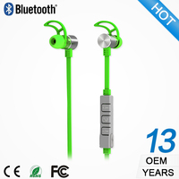BS052RU electronic accessories bluetooth stereo headset with mic metal earphone