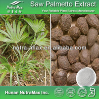 High Quality Saw Palmetto Extract 25% 45% CAS No.:84604-15-9