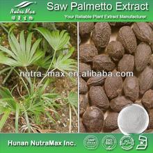 High Quality Saw Palmetto Extract 25% 45% CAS No.:84604-15-9