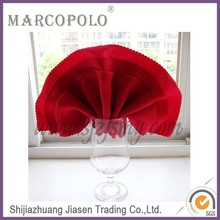 whole sale used table napkins for wedding wholesale/funny christmas napkins/napkin folding with napkin rings