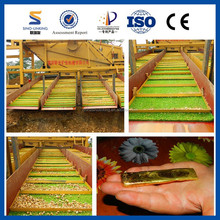 Sluice Gold Mining/ Gold Washing Plant/Gold Refining System For Sale From SINOLINKING