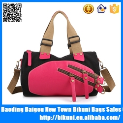 Hot sale elegant ladies bags tote messenger women cheap designer handbags wholesale