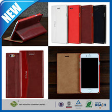 C&T 2015 Colorful Fashion handmade leather mobile phone case for iphone6